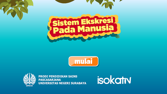 sistem ekskresi manusia - screenshot