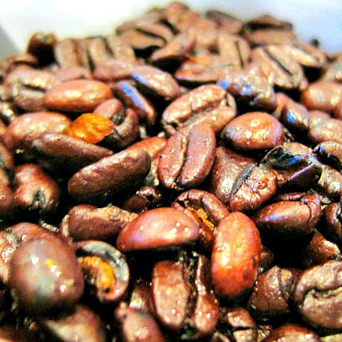 DIY Orange Liqueur Soaked Cinnamon Coffee Beans