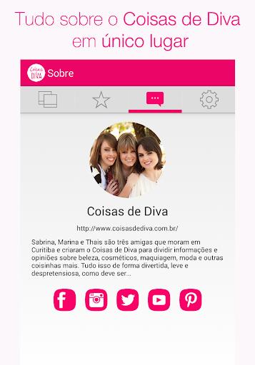 Coisas de Diva - Moda e beleza screenshot 4