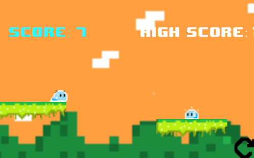 Droplet the Game (free) - screenshot
