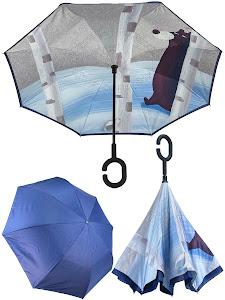 "Зонт ""Принт"", 8778"