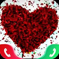 Rose Love Caller Screen on PC (Windows & Mac)