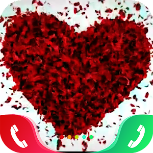 Rose Love Caller Screen For PC / Windows 7/8/10 / Mac – Free Download
