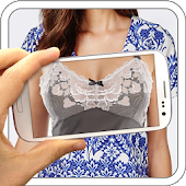 Download Xray Cloth Scanner Prank APK on PC