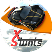 Game X-Stunts – Endless Off Road Car Stunt Game APK for Windows Phone