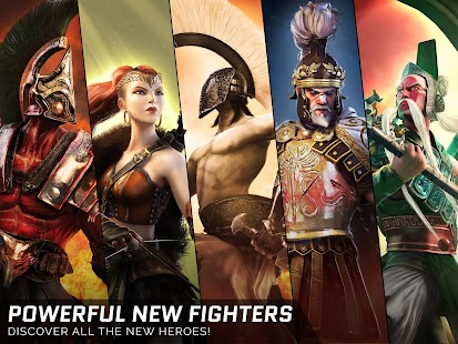 Gods of Rome apk screenshot