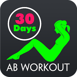 30 Day Ab Fitness Challenges for Android