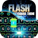 Flash Night Keyboard Theme Icon