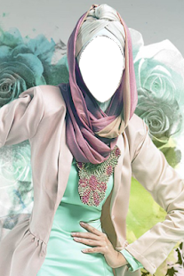 Modern Hijab Fashion Maker - screenshot