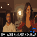 LIFE - AKHIL Feat ADAH SHARMA Top Punjabi Songs