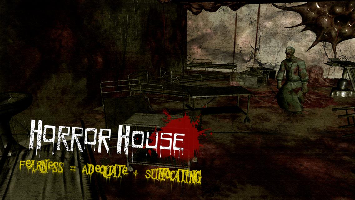 VR Horror House Screenshot 1