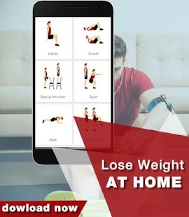 Lose Weight At Home Workouts Screenshot Thumbnail