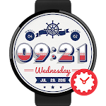 Sailing watchface by Atmos APK Image