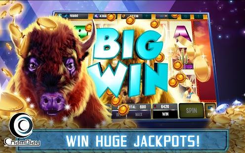 free slots buffalo run