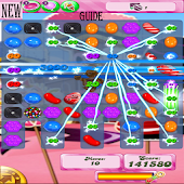 Download Full Guide Candy Crush Saga 1.1 APK