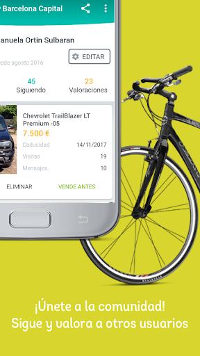vibbo - comprar y vender cosas de segunda mano screenshot 3