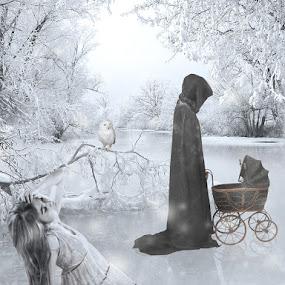 dont take my baby by Budie Deathlust - Digital Art People