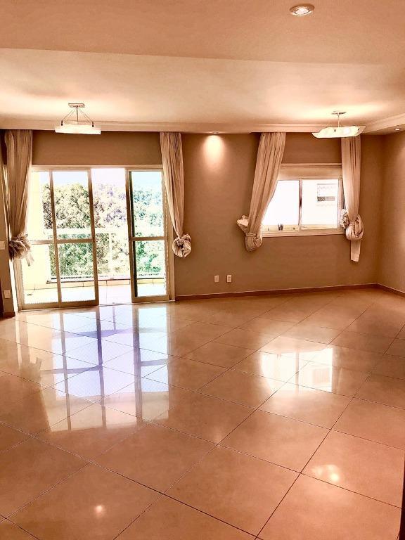 Maravilhoso Resort Tamboré! 113MT! Sala ampliada!