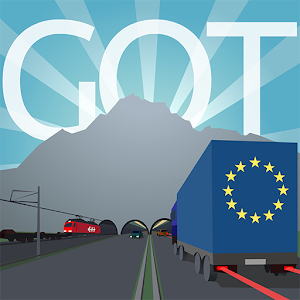 OpinionGames: Gotthard tunnel