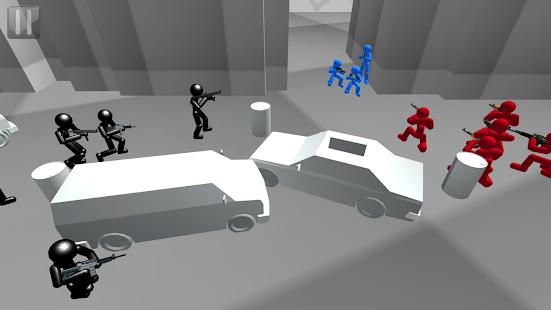 Battle Simulator: Counter Stickman