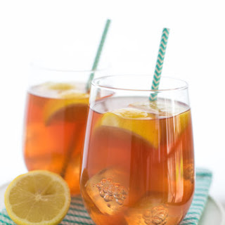 Spiked Pomegranate Arnold Palmer