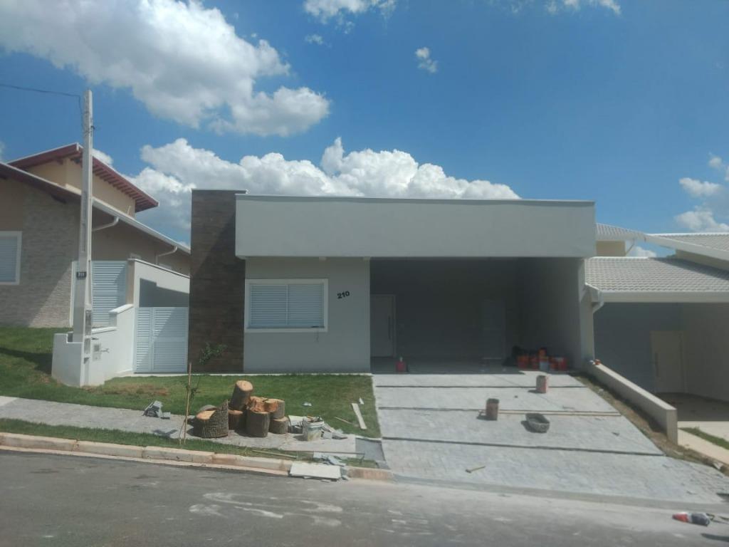 Casa com 3 dormitórios à venda, 198 m² por R$ 990.000 - Condomínio São Francisco - Vinhedo/SP
