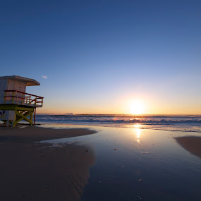 Miami Beach After Huracane Sandy by Edin Chavez - Landscapes Waterscapes ( miami beach after huracane sandy )