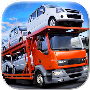 Cover art Car Transport Trailer Truck