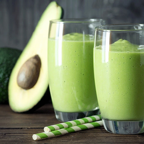 The 28-Day Shrink Your Stomach Challenge Avocado Smoothie