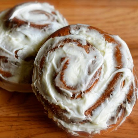 Cinnabon's for the Bread Machine