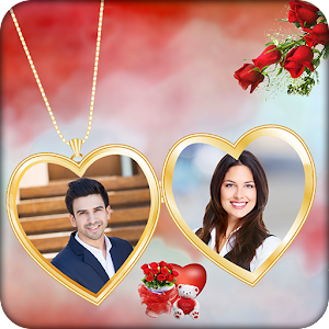 Download Love Locket Photo Frame For PC Windows and Mac