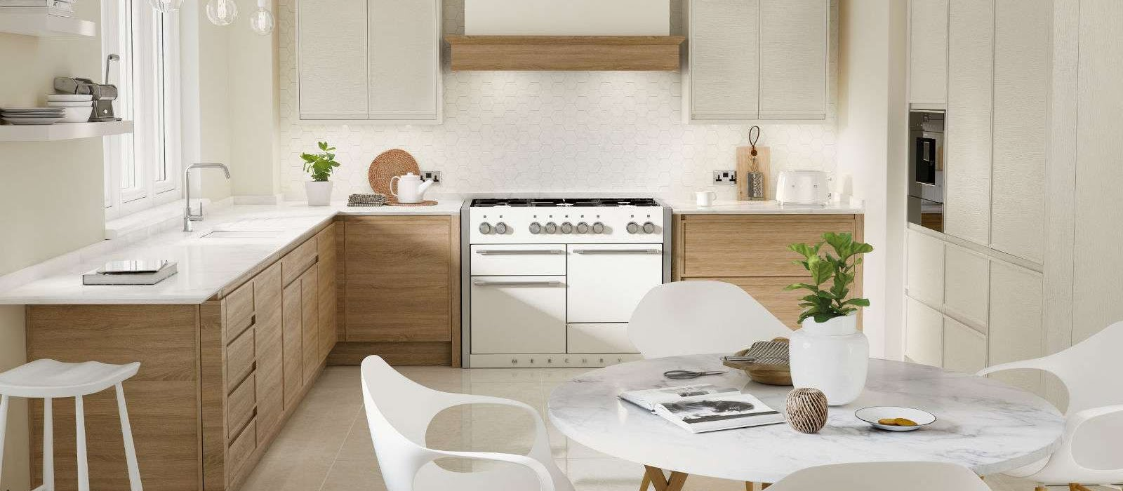 Welford Magna Modern Range | Heart Kitchens