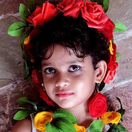 Ruhi by SANGEETA MENA  - Babies & Children Children Candids
