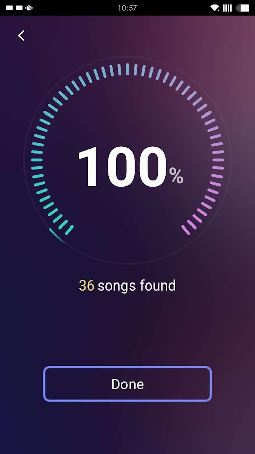GO Music -mp3,equalizer,themes Screenshot 6