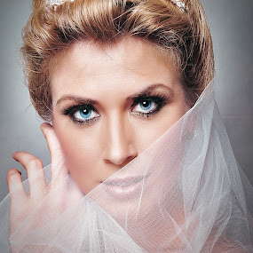 dana horska by Don Eugene Roces - Wedding Bride