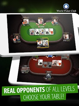 Poker Games: World Poker Club APK screenshot thumbnail 4