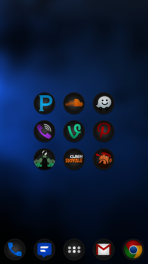 Stealth Icon Pack Screenshot 3