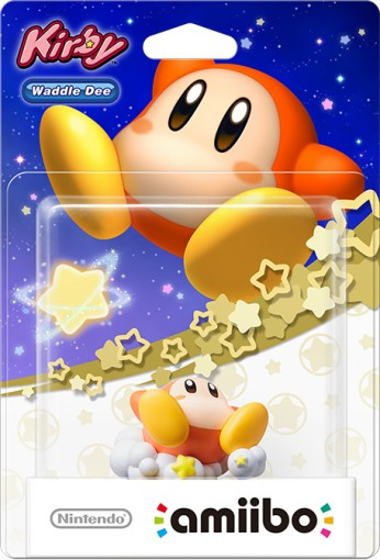 Waddle Dee packaged (thumbnail) - Kirby series