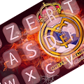 Real madrid keyboard themes