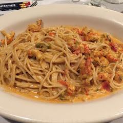 New Orleans crawfish pasta