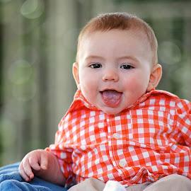 Vaughn by Tony Bendele - Babies & Children Babies ( child, happy, children, smile, young, portrait )