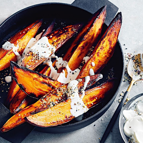 Cheat's Roasted Sweet Potatoes For The Weeknight Cook