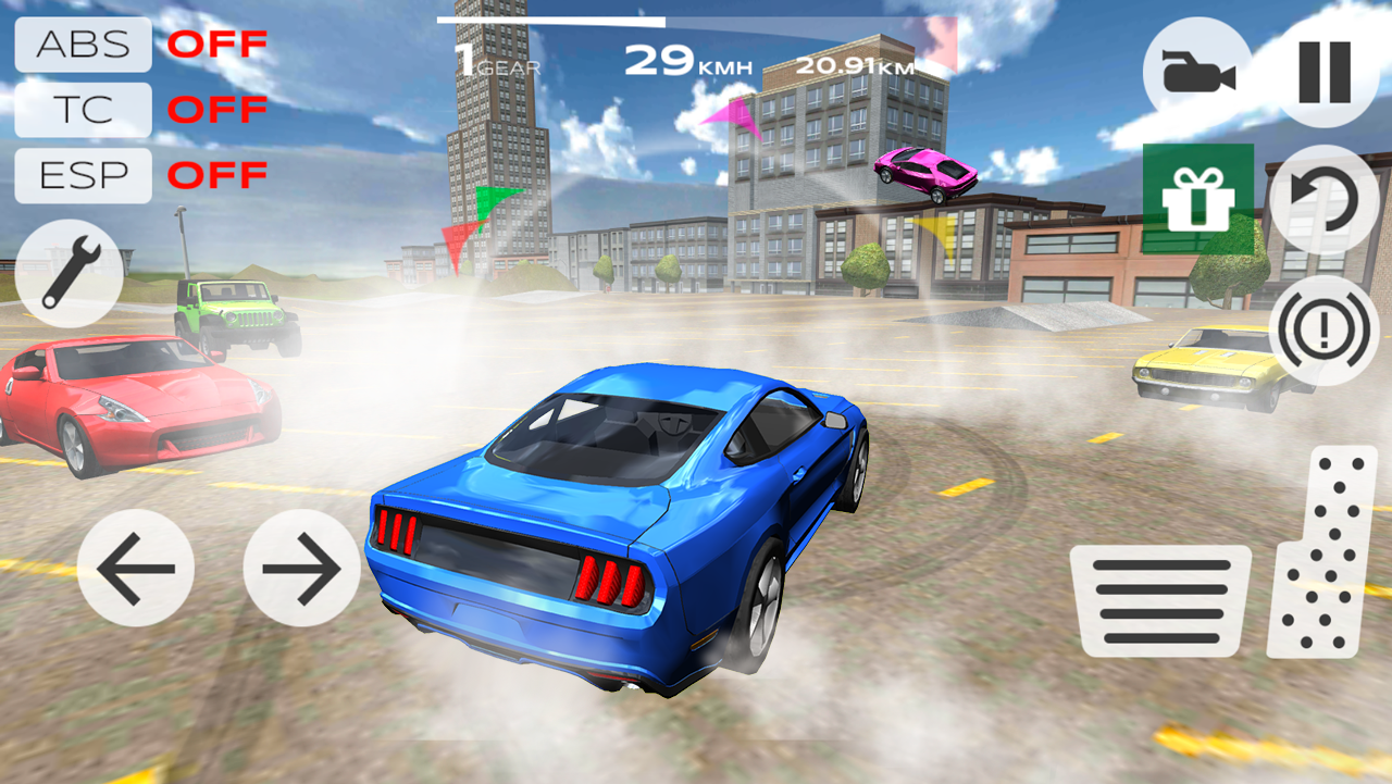 Multiplayer Driving Simulator Screenshot 3
