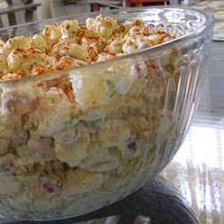 Hot Potato Salad Bacon Mayonnaise Recipes
