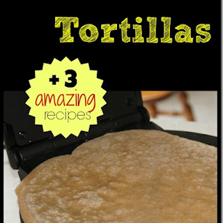 Whole Wheat Pastry Flour Tortillas Recipes