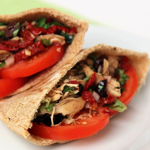 Chicken Pita Sandwich
