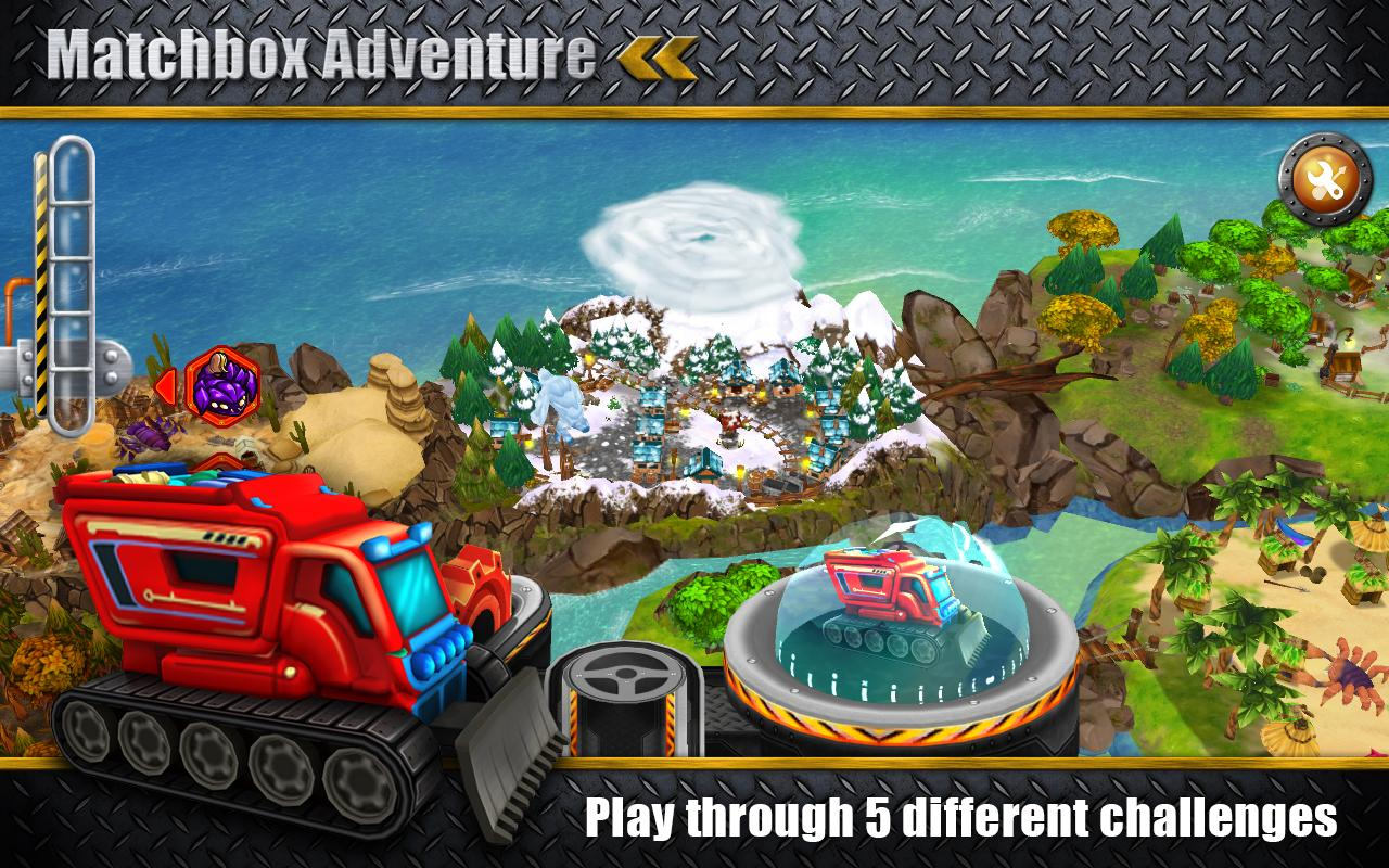 Matchbox Adventure Screenshot 3