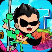 APK Game Titans Go Superhero Rush for iOS