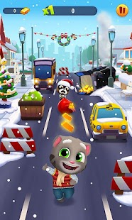 APK Game Talking Tom Gold Run for iOS
