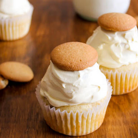 Vanilla Wafer Cupcakes